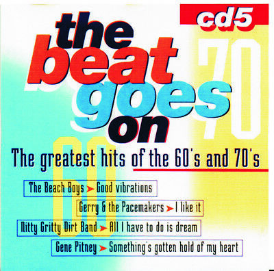 The Beat Goes On (The Greatest Hits Of The 60's & 70's - CD 5 - near MINT - 1998