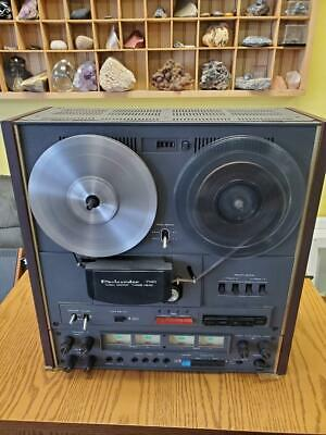 Dokorder 7100 7140 Reel To Reel Reel Table assembly Used
