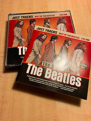 The Best Of The Beatles Karaoke Cd+G  67 Hits 4 Disc Set With Lyric Booklet