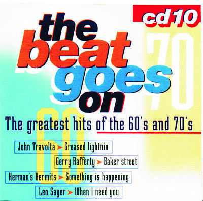 The Beat Goes On (The Greatest Hits Of The 60's & 70's - CD10 - near MINT - 1998