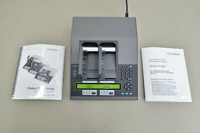 New Cadex C7200 Battery Analyzer for Philips M3538A (21112 J44)