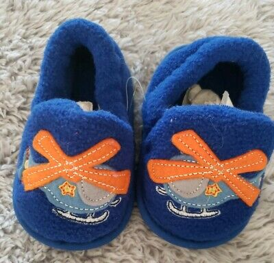 Toddler Baby Boys Fashion Warm Cute Shoes Kids Winter Home Slippers Trainers