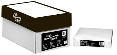 High Speed Copy Paper, 8-1/2 x 11 Inches, White, 5000 Sheets