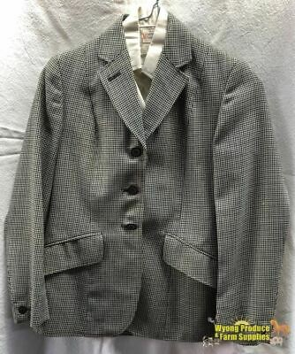 Harry Hall Hunter Jacket S: 8/9 Check
