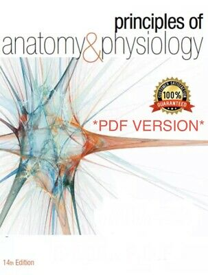 Principles of Anatomy and Physiology 14th Ed - E Version
