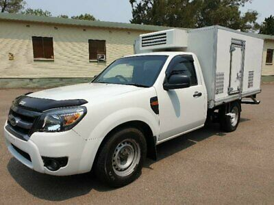 2009 Ford Ranger Refrigerated Turbo Diesel