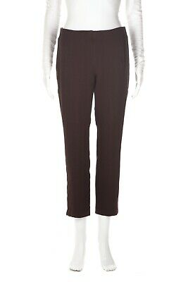 CHICO'S So Slimming Ponte Stretch Juliet Pull On Ankle Length Pants Size 6 / 0.5