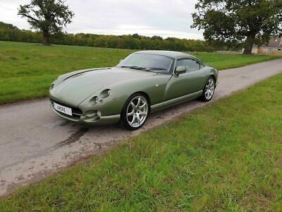 1999 TVR Cerbera Cerbera 4.0 Coupe Petrol Coupe Petrol Manual