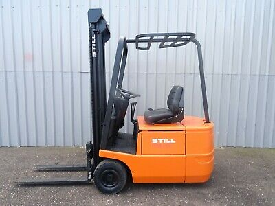 Still R50-15. Used Electric Forklift Truck. (#2511)