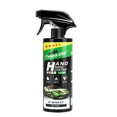 Shine Armor Ceramic Spray Coating Car Polish Wax Sealant Nano Color Protection
