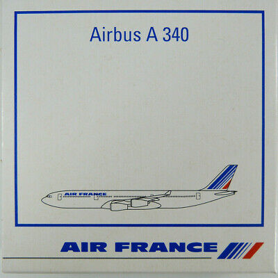 NEUF A340 AIR FRANCE AIRBUS STICKER AUTOCOLLANT