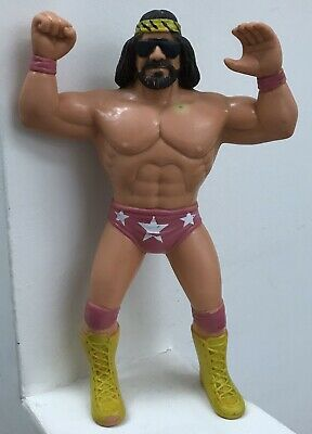 "Macho Man Randy WCW NWO Classic Sticker 5"" WWE WWF LJN 1998 Skateboard USA"