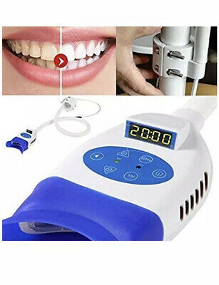 Dental Mobile Teeth Whitening Machine Lamp Tooth Bleaching LED Light Accelerator