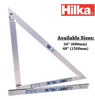Heavy Duty Folding Frame Square 600 &1200 mm Aluminium Metric Imperial