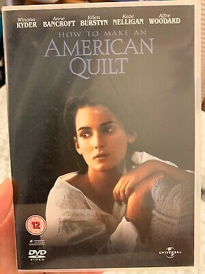 How To Make An American Quilt (DVD, 2008) MINT FAST SAME DAY POST