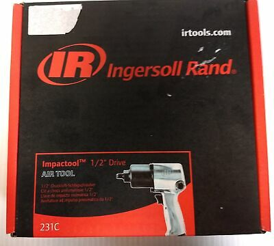 Ingersoll Rand Air Impact Wrench  1/2in. Drive, 4.2 CFM, 600 Ft.-Lbs Torque 231C