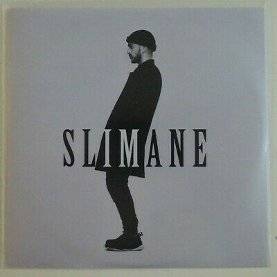 Slimane : Le Vide / Paname / Adieu / Le Million (5 Titres) ♦ Cd Single Promo ♦