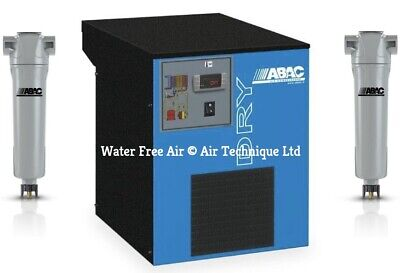 Abac Compressed Air Refridgerated Dryer 11-76cfm price inc vat @ 20%