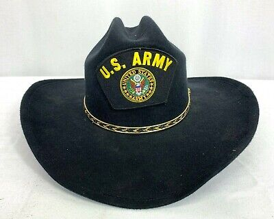 US Army Veterans Stetson Style Hat