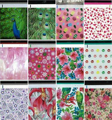 1-1000 10x13 Choose Favorite Boutique Designer Poly Mailer Bags Fast Shipping 90