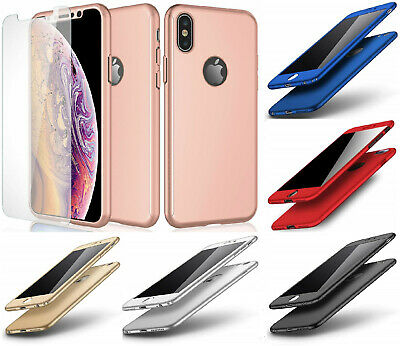 Case For iPhone 11 Pro XS Max XR X 8 7 Plus Shockproof Bumper Hybrid Phone Cover