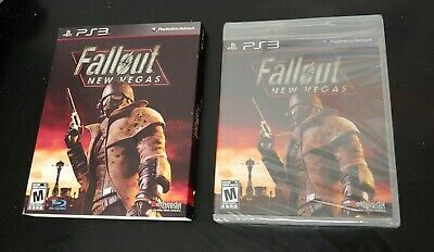 Fallout: New Vegas (Sony PlayStation 3, 2010) BRAND NEW SEALED BETHESDA PS3