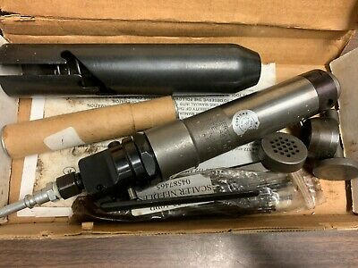 Ingersoll Rand 182 Needle Scaler IR 182 Lever Throttle