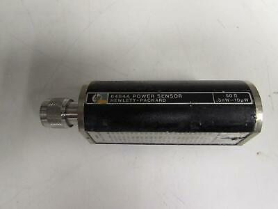 Agilent HP 8484A High Sensitivity Power Sensor,10Mhz-18Ghz
