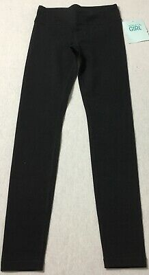 Athleta GIRL Chit Chat Tight 2.0 907882 Black Size M/8-10