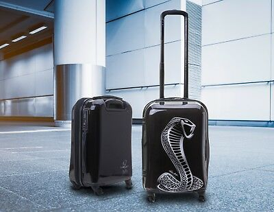 Shelby Carbon Fiber Design Carry-On Luggage