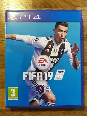 FIFA 19 - Standard Edition (Sony PlayStation 4, 2018) Excellent Condition