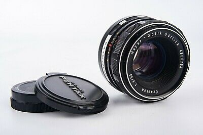Meyer Optik Gorlitz Oreston 50mm f/1.8 Prime Lens for M42 Screw Mount