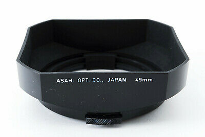 [Exc++++] SMC Pentax 49mm Lens Hood for 28mm 1:2.8-3.5 35mm 1:2-2.8 from Japan
