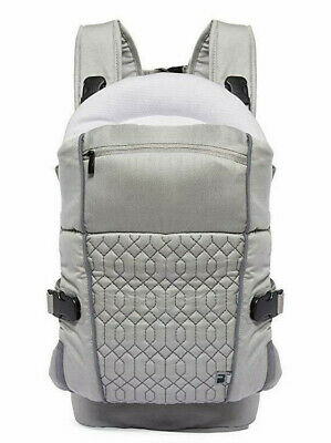 Mothercare 4 Position Baby Carrier - Grey Geo - From Birth - (1)