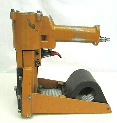 Stanley Bostitch D61ADC Pneumatic Carton Box Top Stapler Closer Works Great!