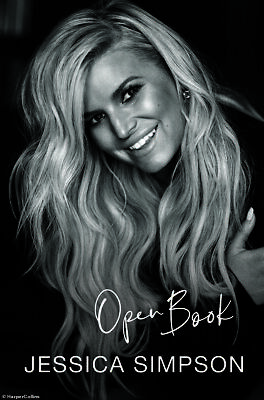 Open Book by Jessica Simpson(Audiobook,FAST E-DELIVERY)