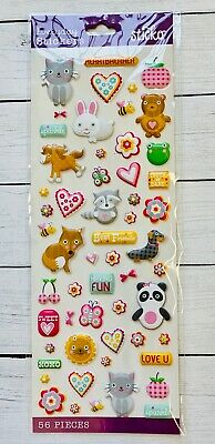Friendship Planner Stickers Inspiration /& Memories 3D Puffy Stickers228pc