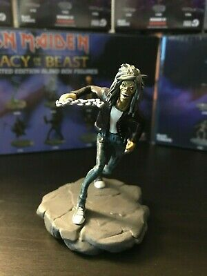 IRON MAIDEN LEGACY OF THE BEAST Holy Smokes Eddie Figure