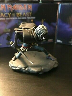IRON MAIDEN LEGACY OF THE BEAST Rainmaker Eddie Figure