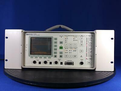 Agilent Keysight HP 37702A Digital Data Tester With Options 001, H02