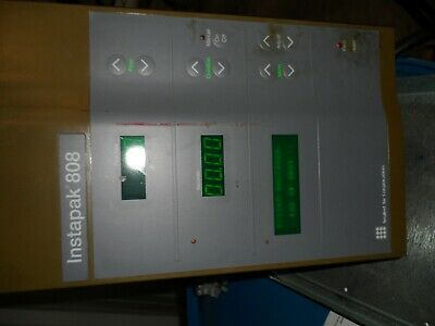 Instapak 808 Control Panel for Air Foam Packaging System 220V