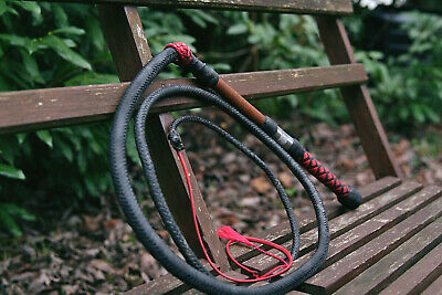 Nylon Stock Whip 6,5 ft feet Stockpeitsche