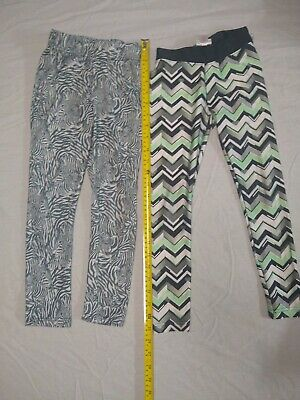 PUMA / Justice Athletic  Activewear Bottoms Leggings YOUTH Girls Size 6 Lot of 2