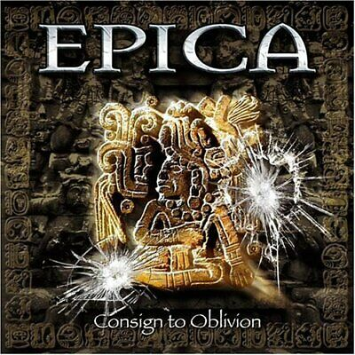 Consign To Oblivion By Epica (2005) Audio - CD - *BRAND NEW/STILL SEALED* - RARE