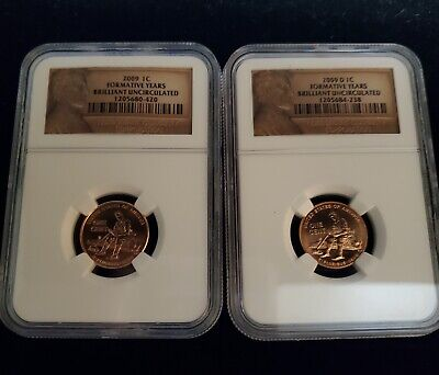 2009 LINCOLN CENT FORMATIVE YEARS NGC MS66 SMS PQ GORGEOUS
