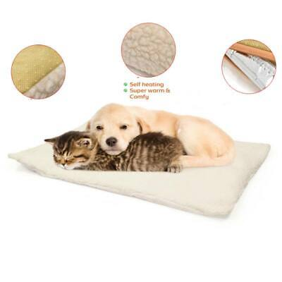 Pet Winter Warm Heating Pad Cat Dogs Waterproof Electric Warming Mat