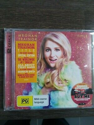 Meghan Trainor - Title (Special Edition) Australian