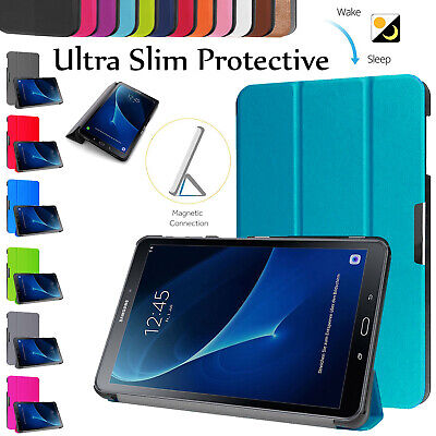 "Samsung Galaxy Tab E 9.6"" Inch SM-T560/T561 Smart Stand Case Magnetic Flip Cover"