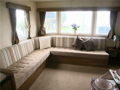 Central Heated, Double Glazed 8 Berth Holiday Home on Picturesque Ayrshire Coast