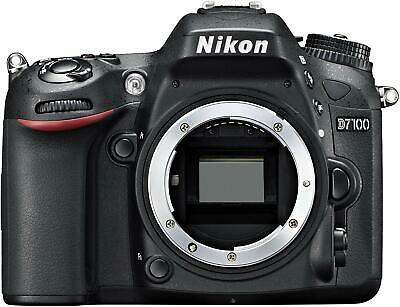 Used  Nikon D7100 body, superb condition, in box with charger etc, only 2682 s/c